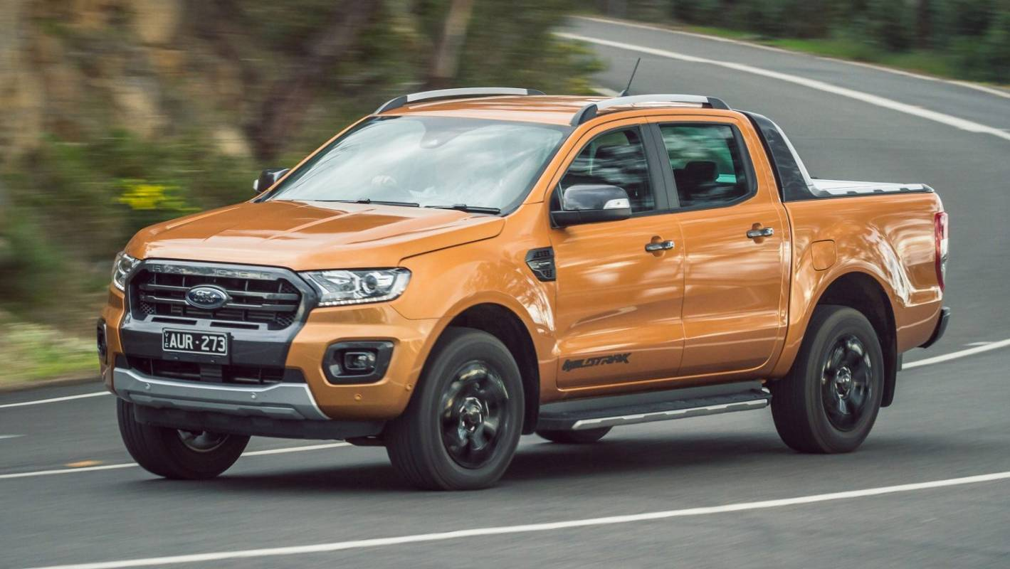Would you like a Mustang engine in your Ford Ranger? | Stuff.co.nz