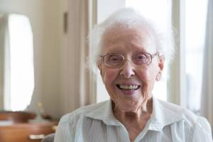 Christina recently celebrated her 104th birthday.
