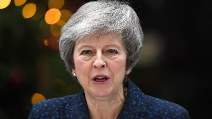 Theresa May survives no confidence vote, vows to 'deliver Brexit & better future'