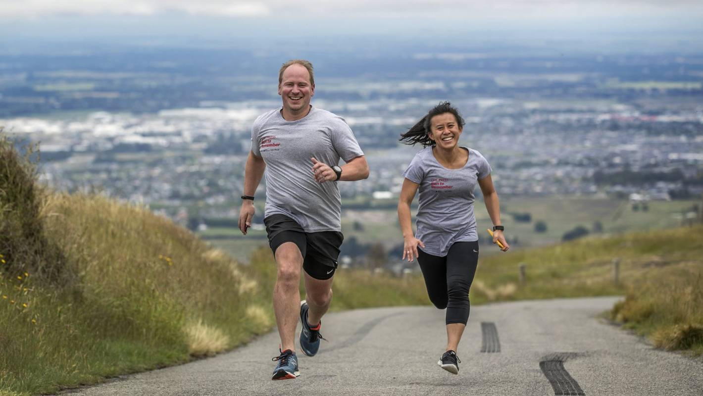 Port Hills remembrance run offers time to reflect