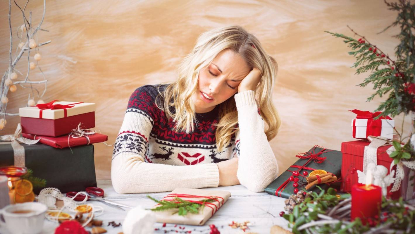 Dr Tom: How to deal with Christmas stress