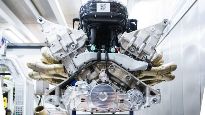Aston Martin reveals