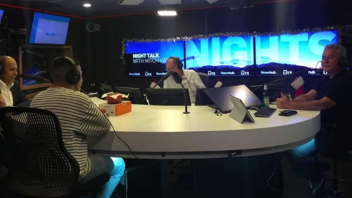 Mitch Harris' last day: Inside the demise of Radio Live | Stuff co nz