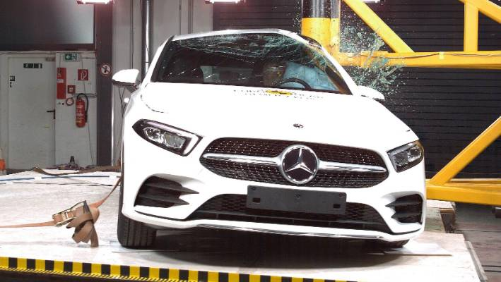 Euro Ncap Best In Class Names Safest Cars Of 2018 Stuff Co Nz