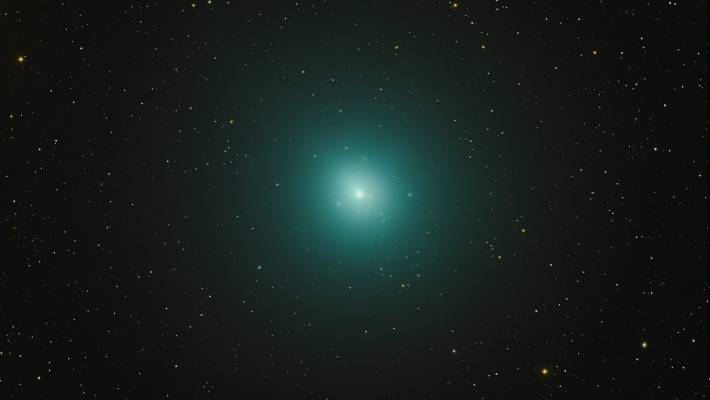 How to See Ghostly Green Comet 46P/Wirtanen Fly by Earth This Weekend
