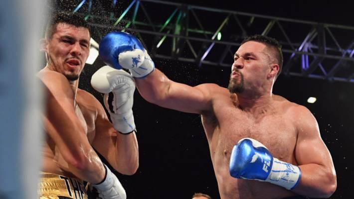 International media laud 'nasty' Joseph Parker for controversial KO