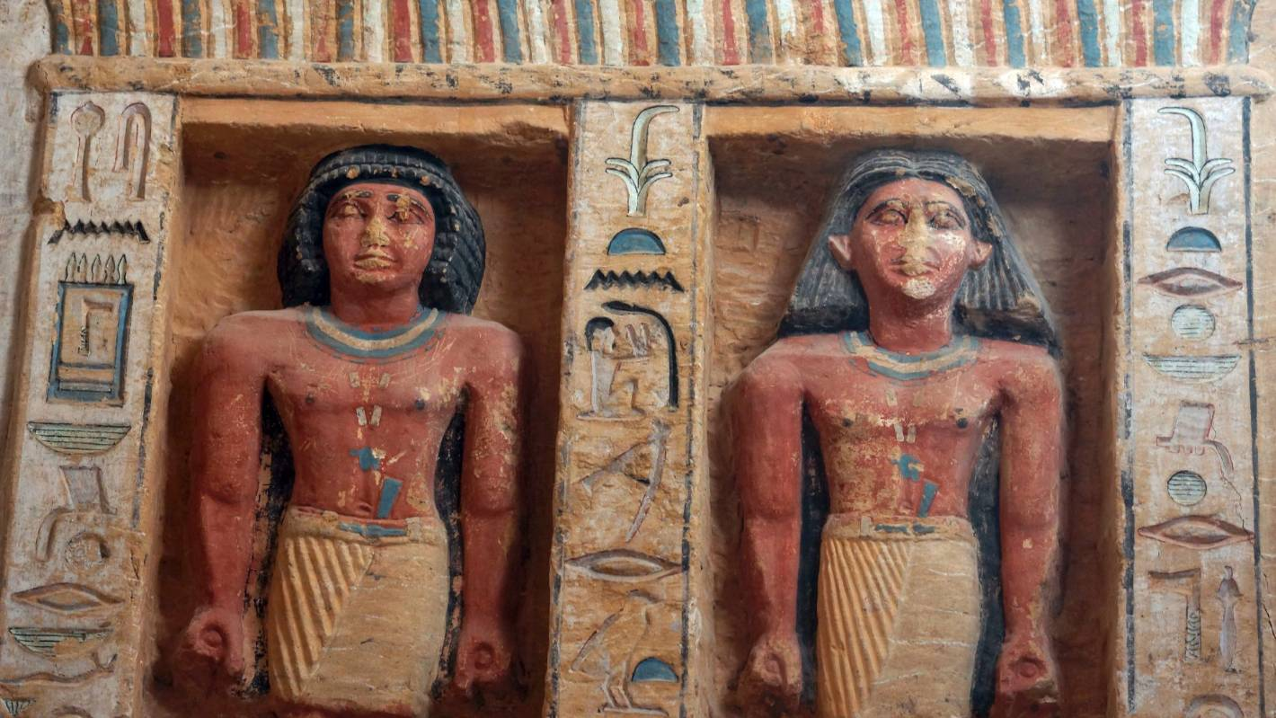 4400-year-old Egyptian tomb discovered