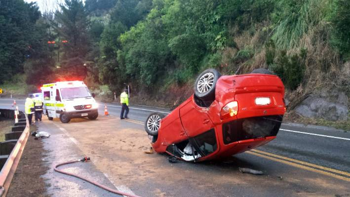 Twenty-seven people died in crashes on State Highway 1 in the Dome Valley between 2000 and 2018. (file photo)