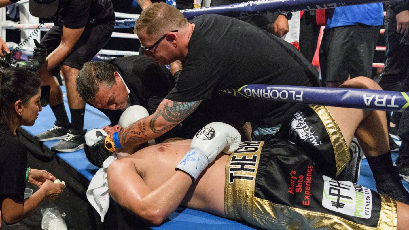 Early finishes on Joseph Parker fight card leave pay-per-view punters short-changed