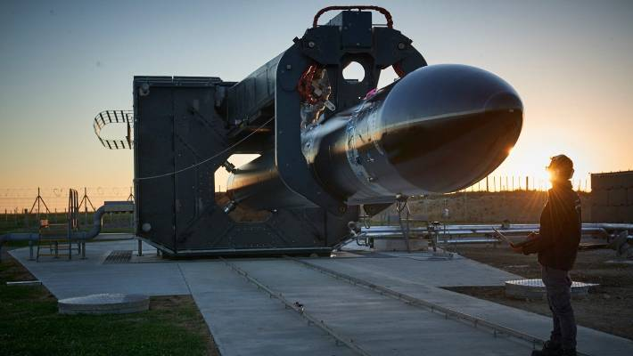 The launch of Sunday would be Rocket Lab's first with NASA