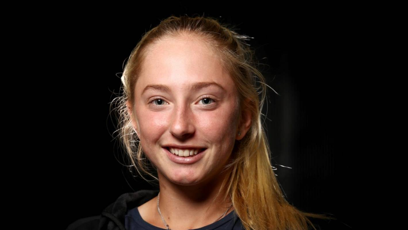 Teenager Valentina Ivanov crowned New Zealand tennis champion