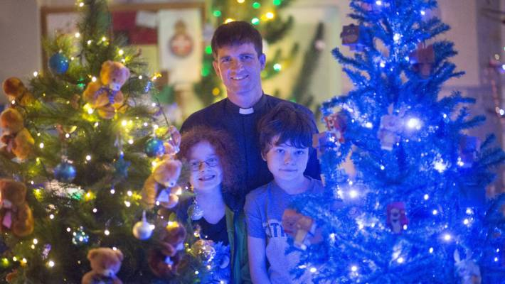Christmas Tree Decorators