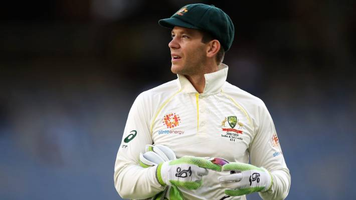 b51d7c8fe3b Tim Paine s sledge of opposing captain Virat Kohli was an enfeebled  third-party whine.