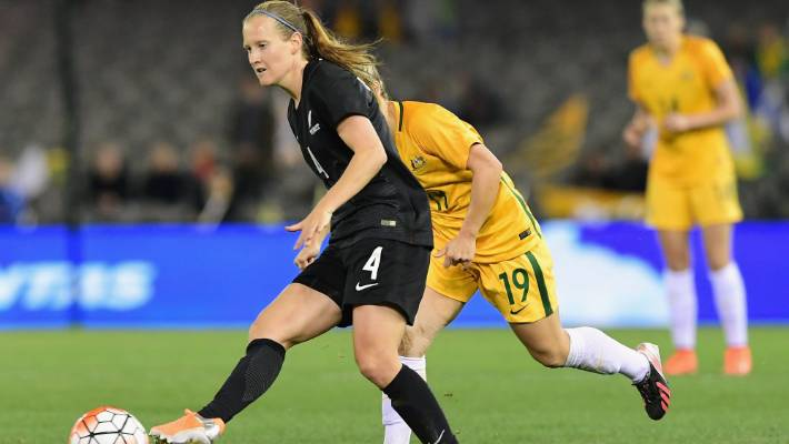 Football Fern Katie Duncan is retiring this year and has been named in the World Cup.