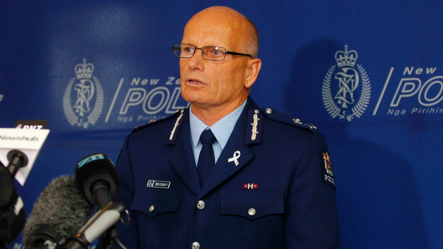 """Deputy commissioner Mike Clement says New Zealanders have been asked to be """"particularly vigilant"""" and report any concerns to police."""