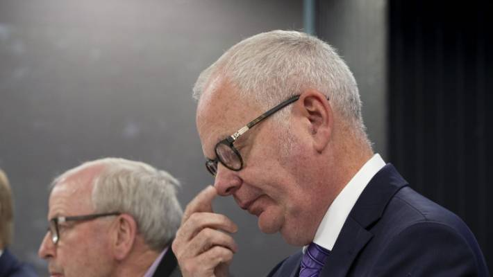 The State Services Commissioner, Peter Hughes, has warned public service chief executives that he is