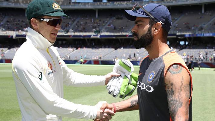 Tim Paine plays down Virat Kohli spat, 'loves' India skipper's attitude