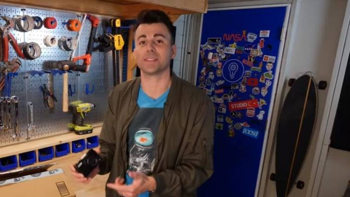 Mark Rober went to great lengths to deter people stealing parcels from his porch