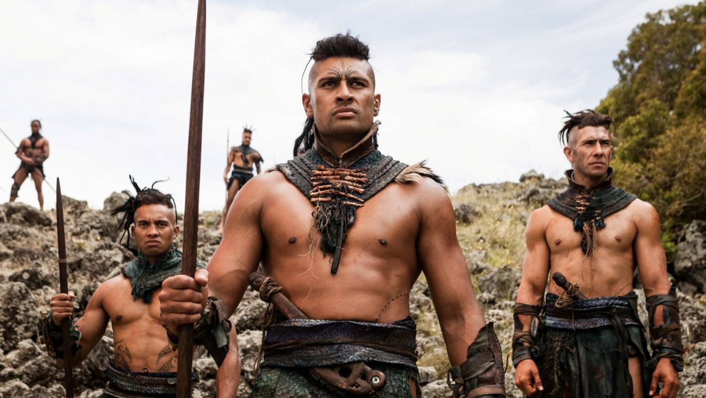 Maori Man: Māori Films More Than 'natives Running Around With Bare