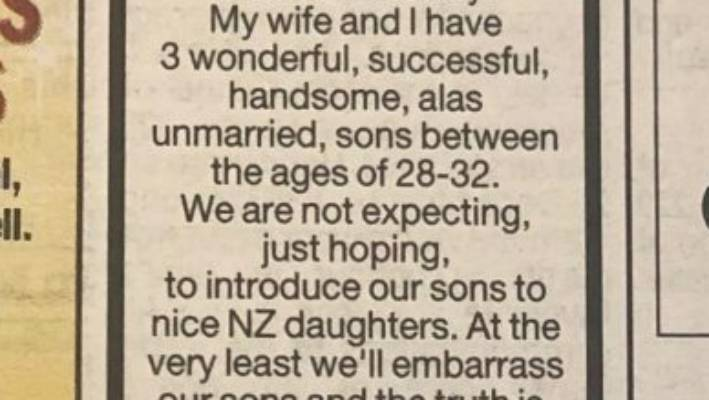 An American Father Of Three S Public Plea For Nz Daughters Who Could