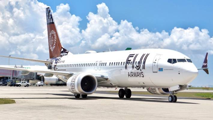 Fiji Airways to launch new Boeing 737 MAX 8 aircraft in New