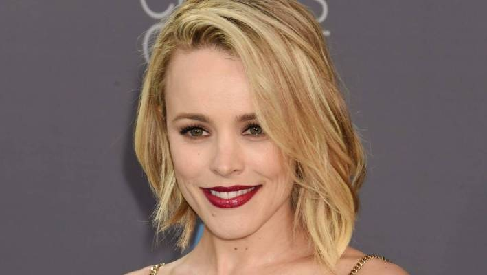 Rachel McAdams wears a breast pump on magazine cover and it's magnificent