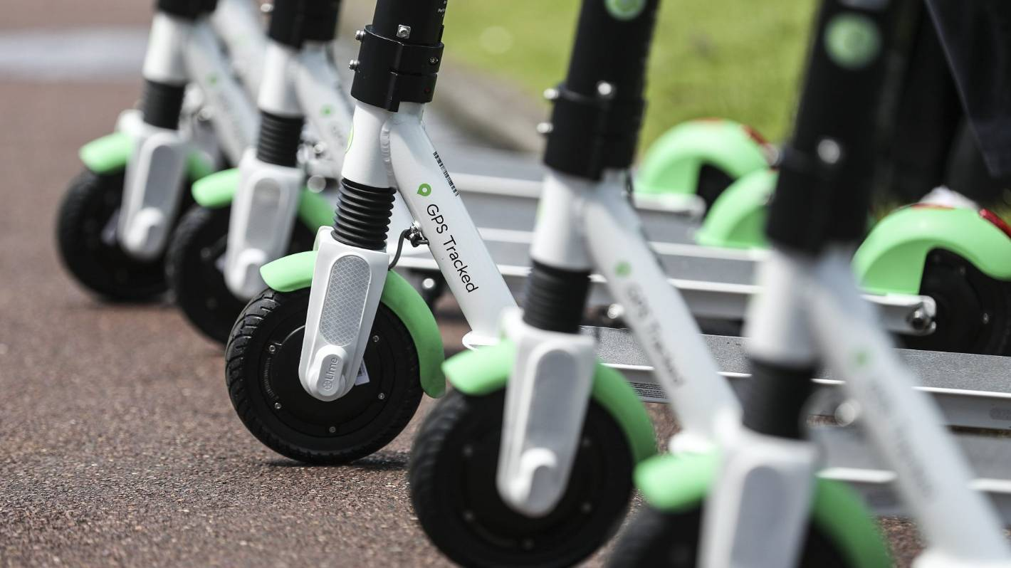 Lime E Scooters Auckland Trial Extended Until The End Of March