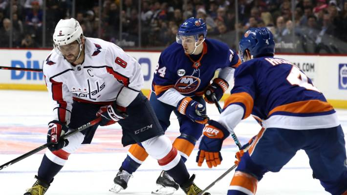 3d1013393bf1e1 A hat-trick by Alex Ovechkin of the Washington Capitals led to horror and a