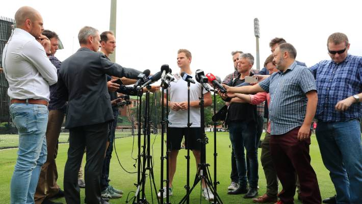 Smith is not eligible to return to state and international cricket until March