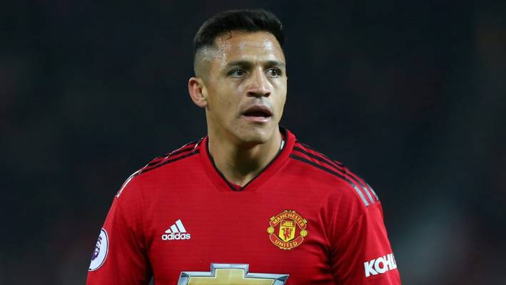 Alexis Sanchez denies winning bet after Manchester United sacked Jose Mourinho