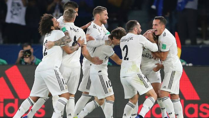 Real Madrid Coach Speaks After Team's Fifa Club World Cup Win