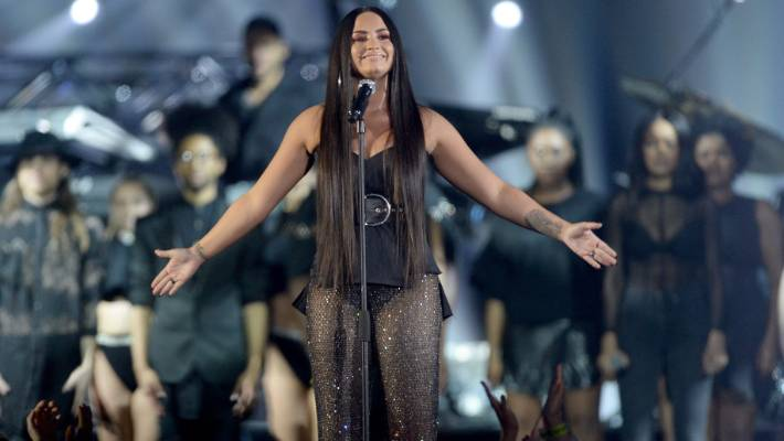 Demi Lovato needs 'space and time to heal'