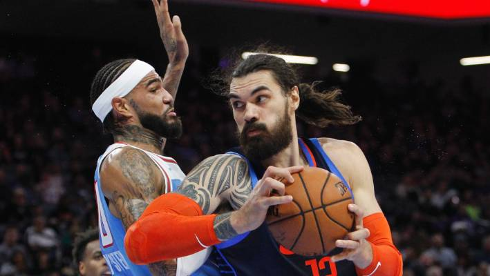 Kiwi NBA star Steven Adams has shrugged off any thoughts of an All-Stars  callup 490e97c8c
