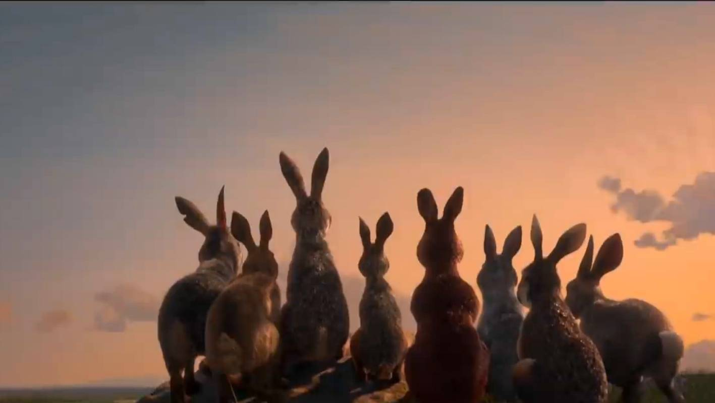 Watership Down: Netflix's doubles-down on bunny horrors in four-hour