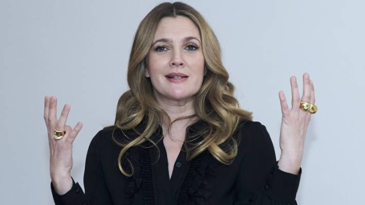 Drew Barrymore Showcases 25-Pound Weight Loss