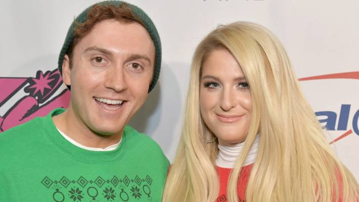Singer Meghan Trainor ties the knot on her birthday