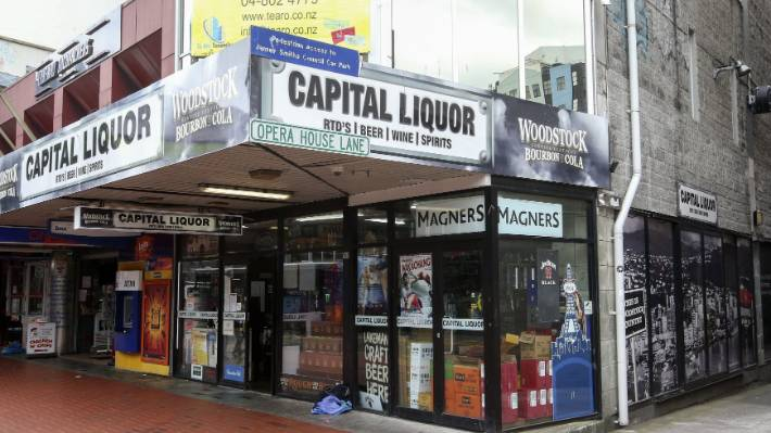 High Risk Liquor Store Loses Stay Application Against