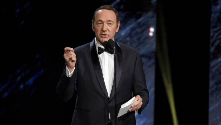 Kevin Spacey Speaks in Character After Sex Assault Charges Revealed