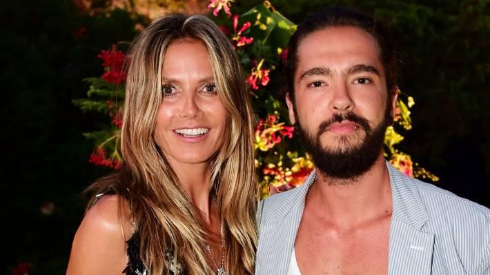 Heidi Klum Engaged To Tom Kaulitz: 'I Said Yes'