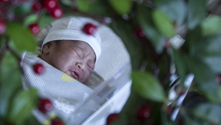 Timaru's first Christmas baby may also be first baby born on Christmas Day 2018 in New Zealand ...