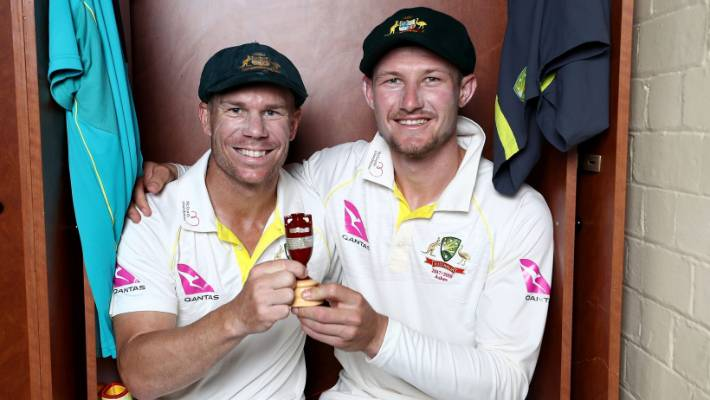 Cameron Bancroft reveals who suggested using sandpaper
