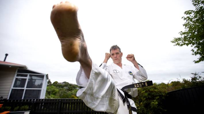 New Year honours: The man who established taekwondo in Taranaki
