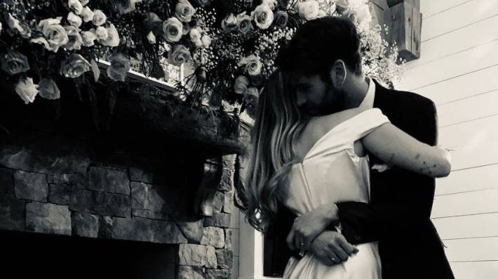 Miley Cyrus Confirms Marriage To Liam Hemsworth, See The Sweet Photos