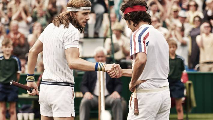Borg vs McEnroe looks at the rivalry between the two tennis legends and what drove them to strive for perfection.