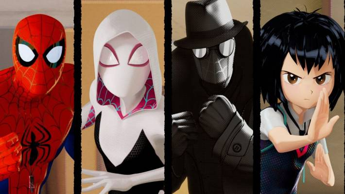 Spider Man Into The Spider Verse One Of The Most Inventive And