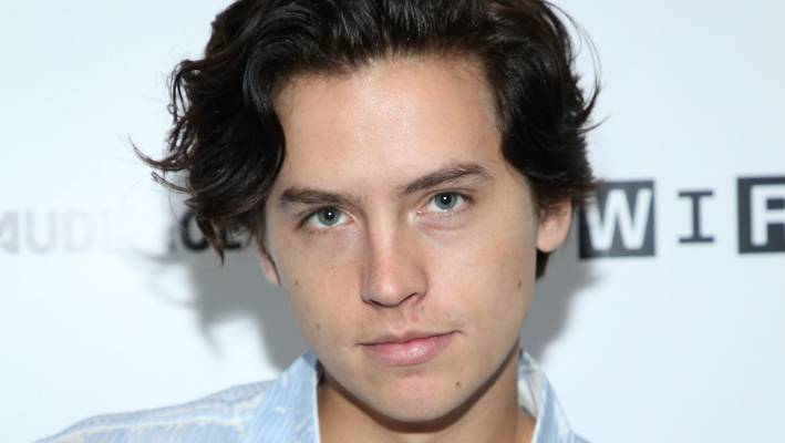 riverdale actor cole sprouse lands in new zealand stuff co nz