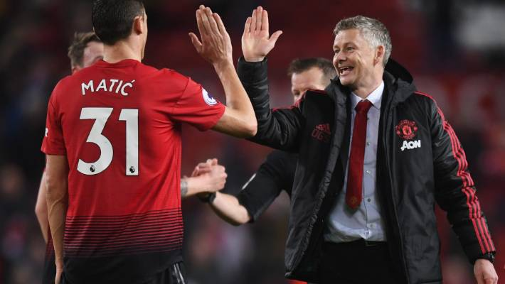 Ole Gunnar Solskjaer has continued his winning start as Manchester United's caretaker manager