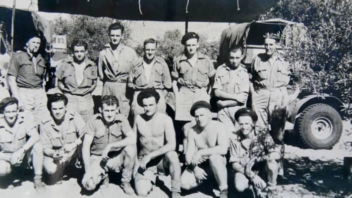 Long Range Desert Group Veteran Norman Gedye Dies Stuff Co Nz