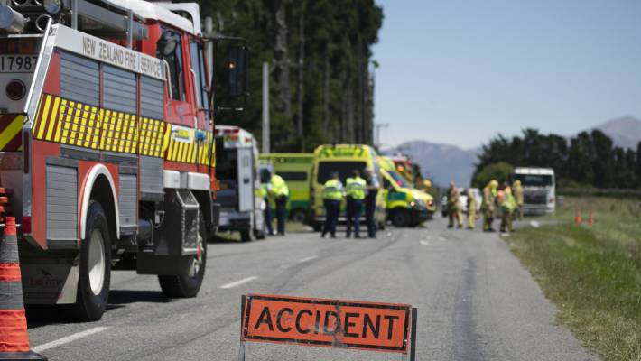GPS distraction cited in fatal crash in North Canterbury   Stuff co nz