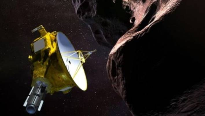The first images from New Horizons' flyby of Ultima Thule arrive this